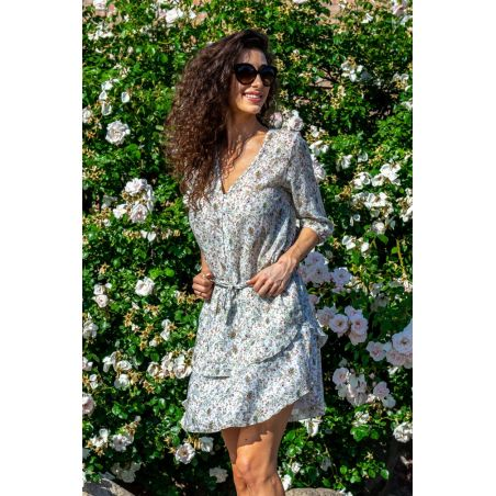 Sukienka bawełniana Olivia