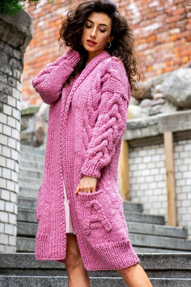 Sweter HAND MADE Loren