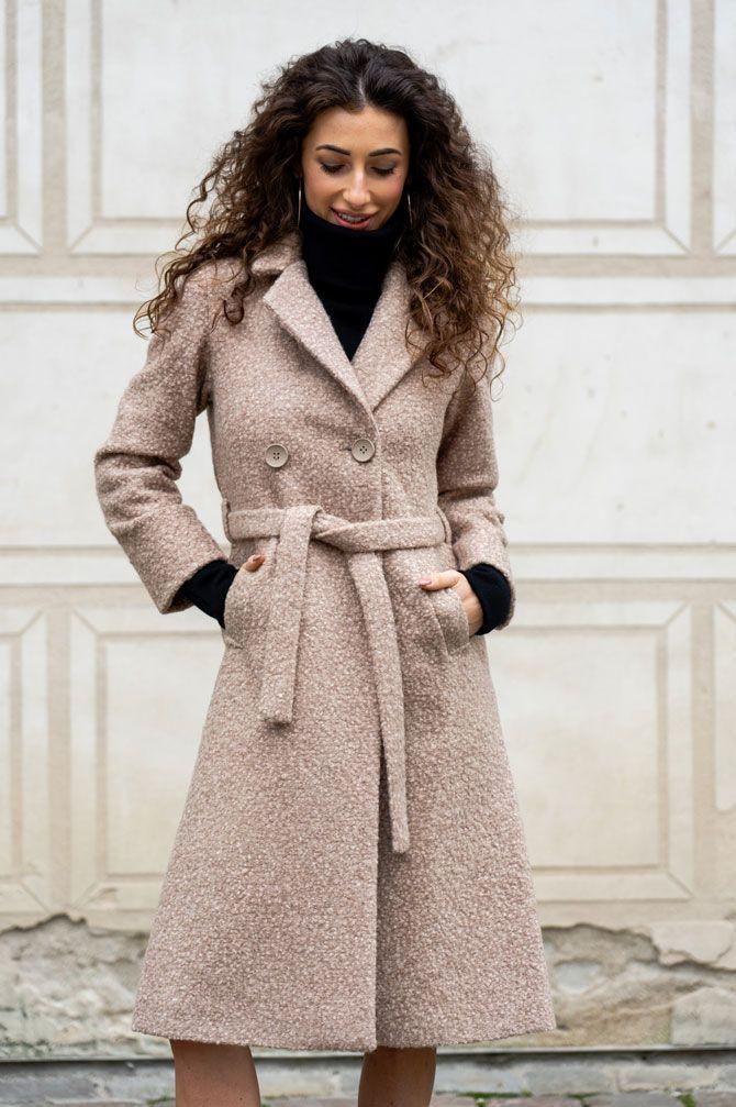 Płaszcz Paris
