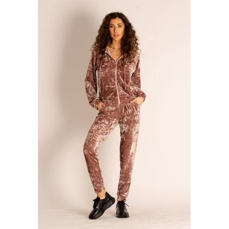 Dark Pink sweatpants