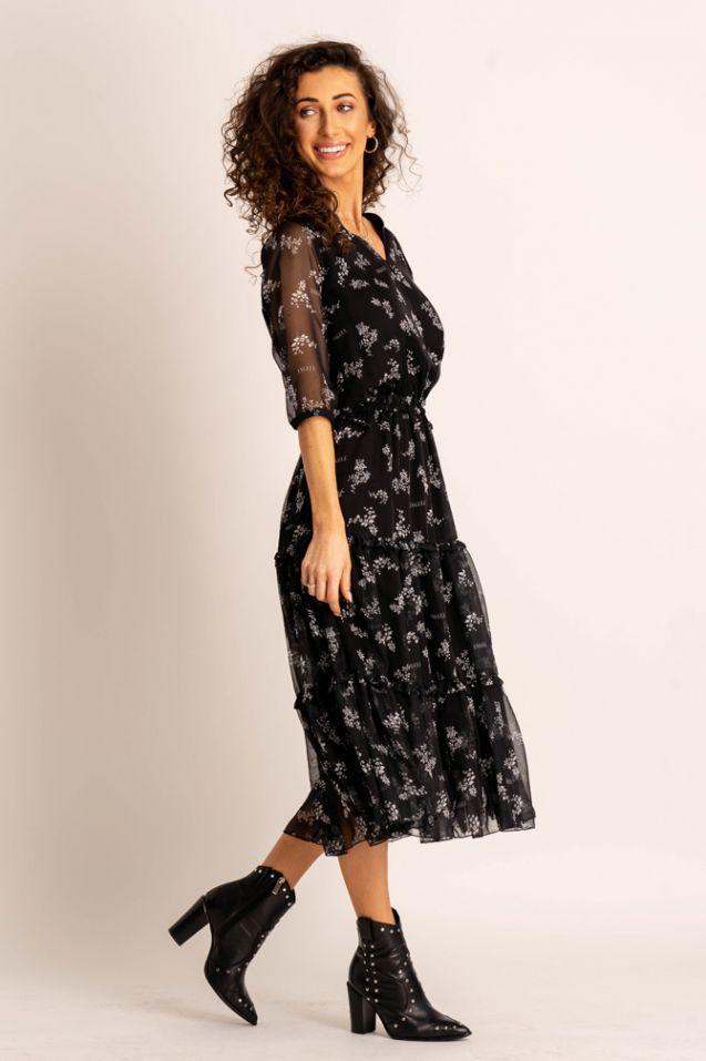Cornelia Midi dress