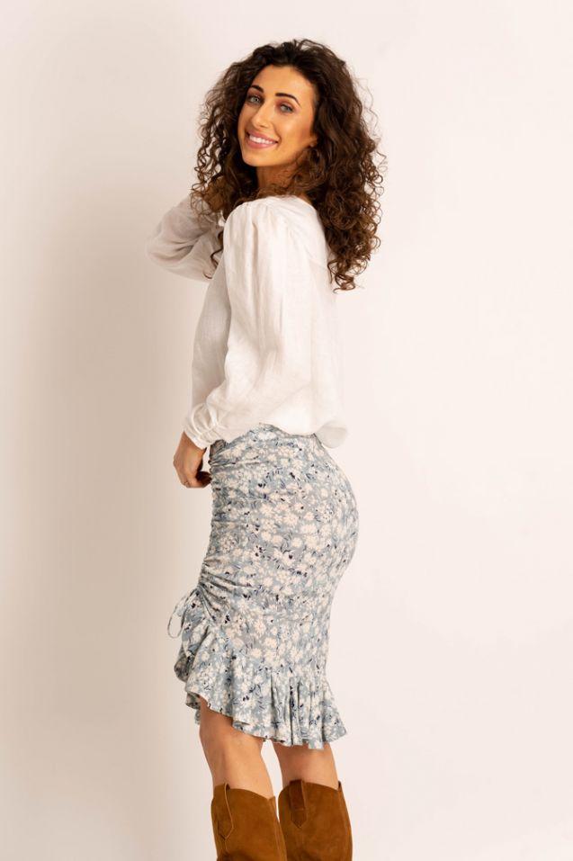 Spódnica Vivienne blue