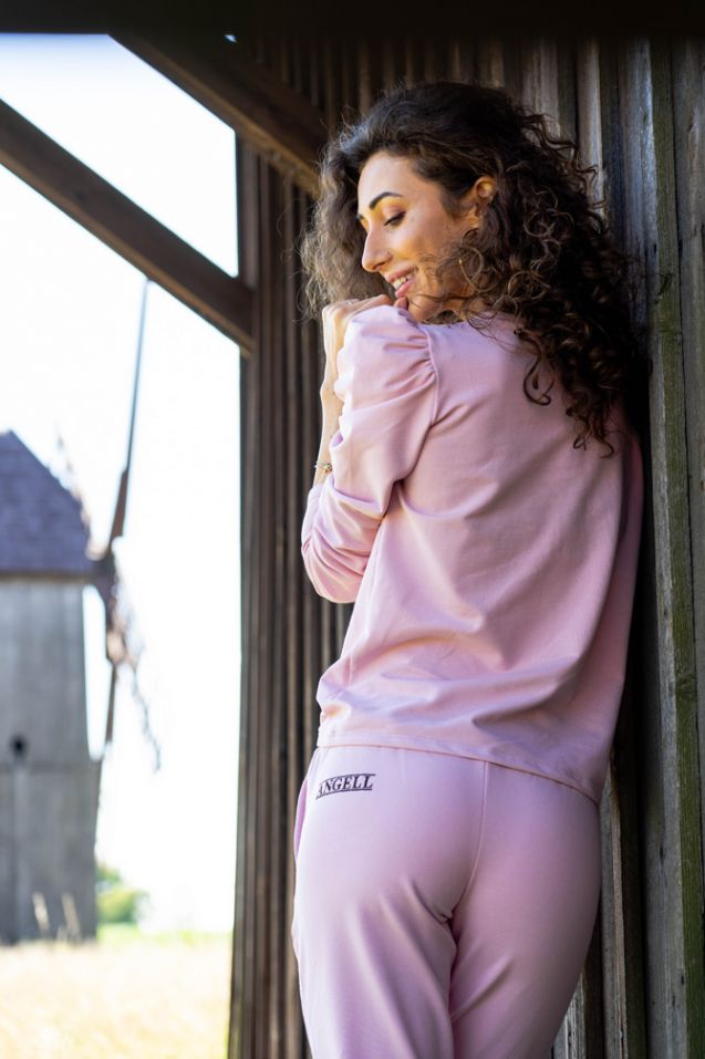 Mona Pink sweatpants