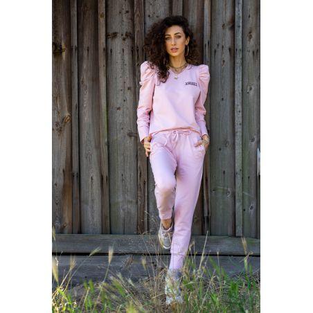 Bluza dresowa Mona Pink