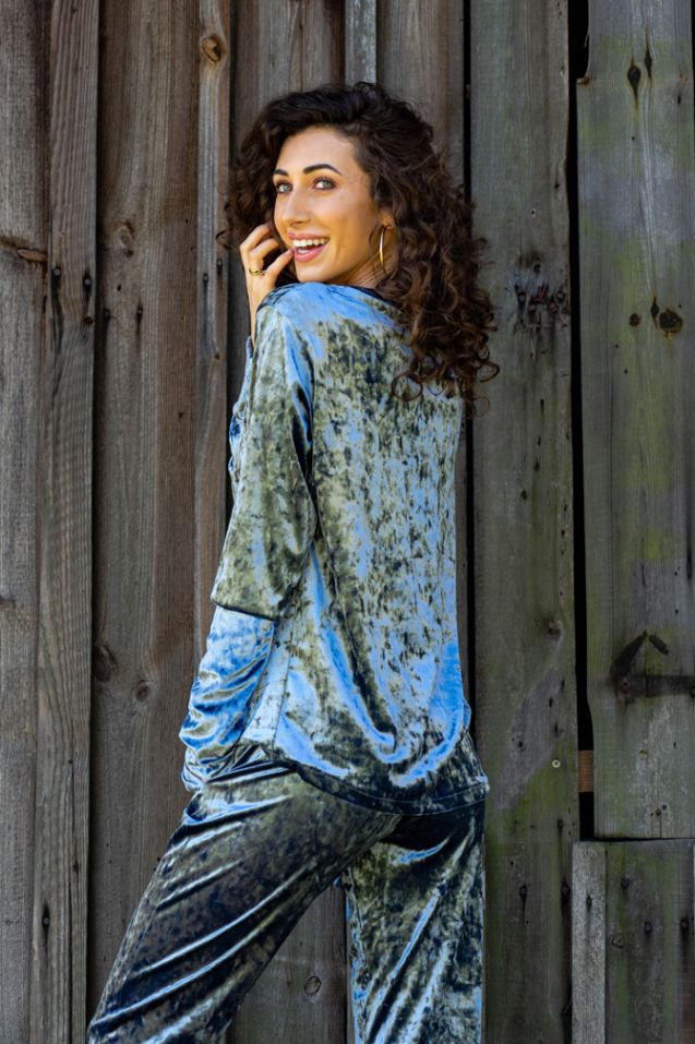 Bluza dresowa Anabel Dark