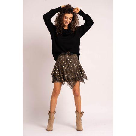 Spódnica asymetryczna Emma