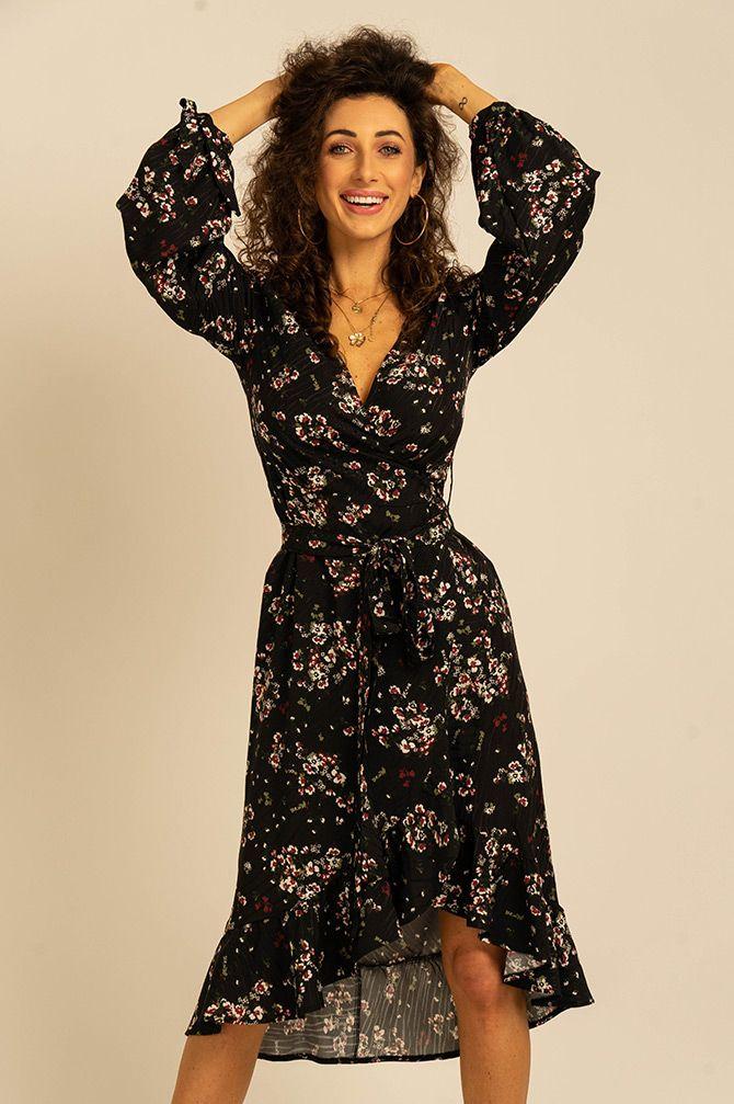 Sukienka zakładana Amelita