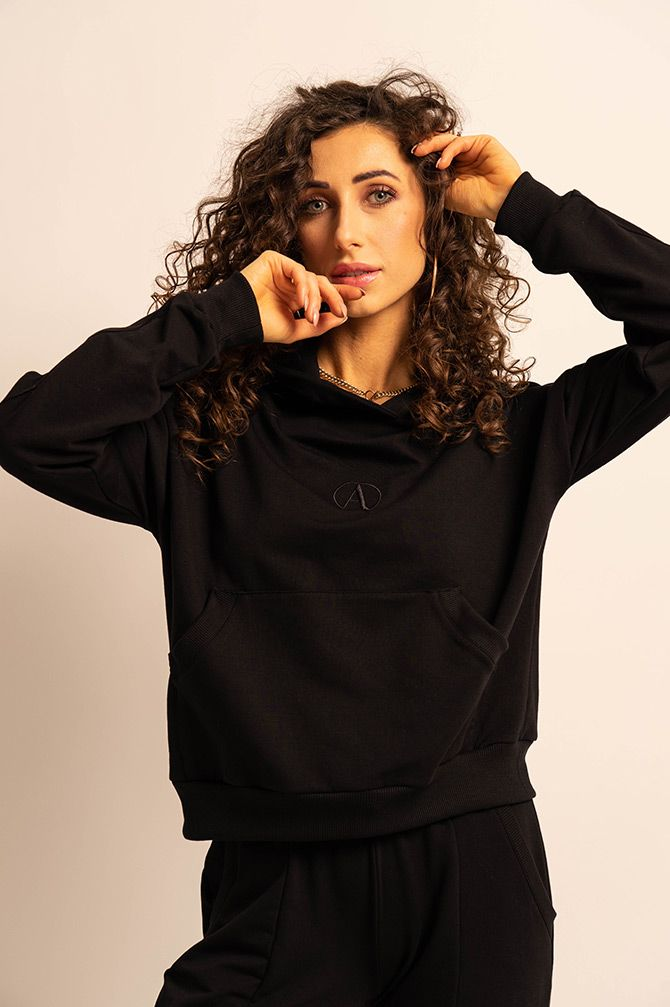 Bluza dresowa Agnes