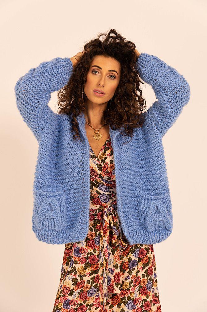 Sweter HAND MADE
