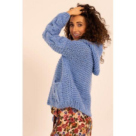 Sweter HAND MADE Stella