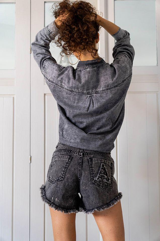 Szorty jeansowe Aleksa