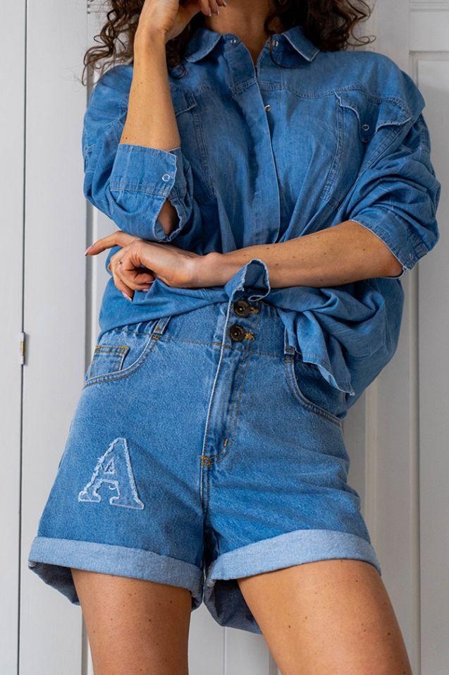 Szorty jeansowe Bonita