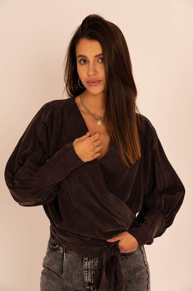 Koszula Marsylia Cupro