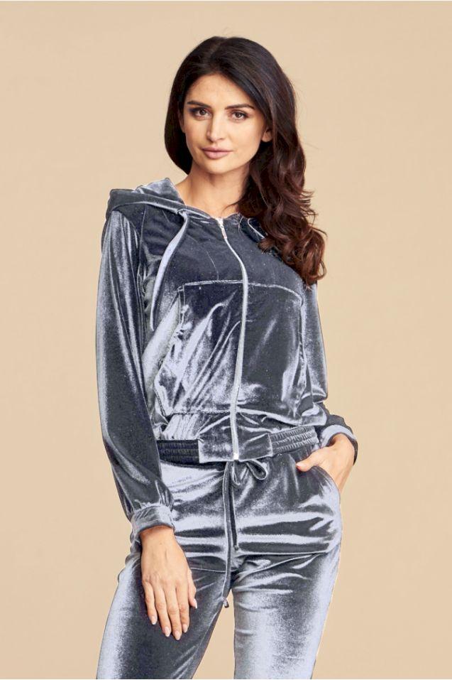 Bluza dresowa Gray